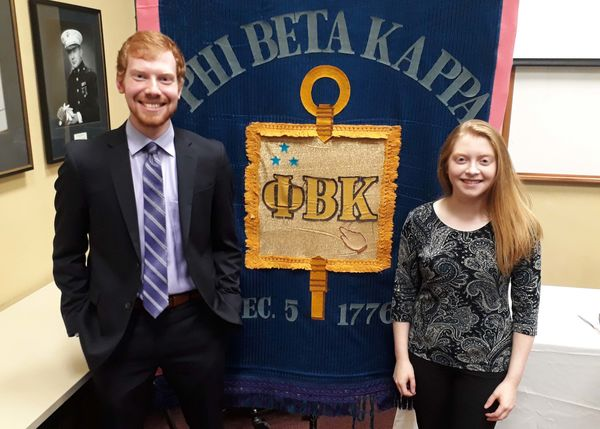 Phi Beta Kappa Fall 2017