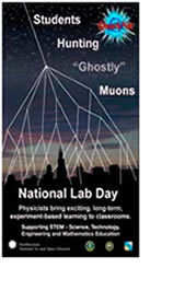 QuarkNet National Lab Day