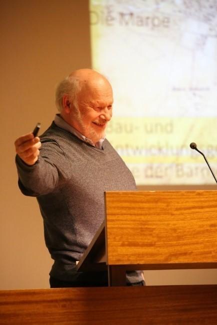 Wiescher History Talk
