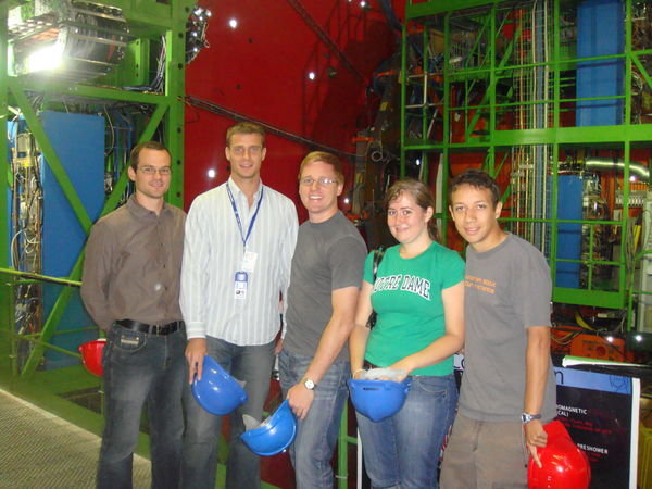 The High Energy Elementary Particle Physics Group